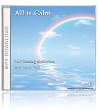 All Is Calm CD | Daily Affirmations & Stress Relief Meditation CD