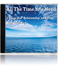 All The Time You Need | How to deal with Stress | Positive Affirmations Meditation CD