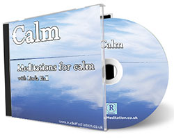 Mindfulness Meditation for Calm CD   How to Relieve Stress CD