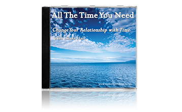 All The Time You Need | Positive Affirmations Meditation CD