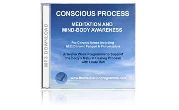Conscious Process Audio Programme for ME