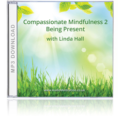 Compassionate Mindfulness 2 CD | Guided Meditations for Relaxation CD & MP3