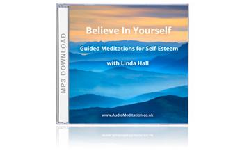 Guided meditations for self-esteem self-belief